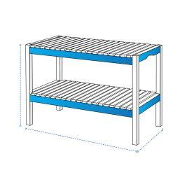 Custom Bench Covers - Design 5