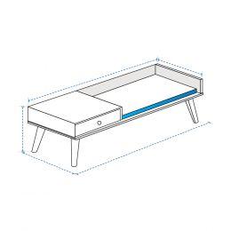 Custom Bench Covers - Design 8