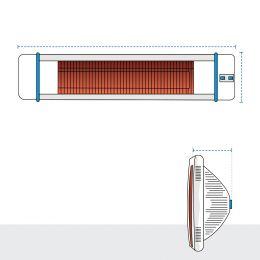 Patio Heater Covers - Design 2