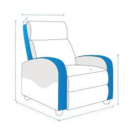 Recliner Covers - Design 2