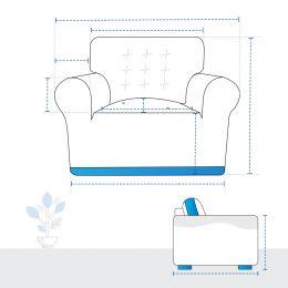 Custom Single Seater Sofa Slipcover