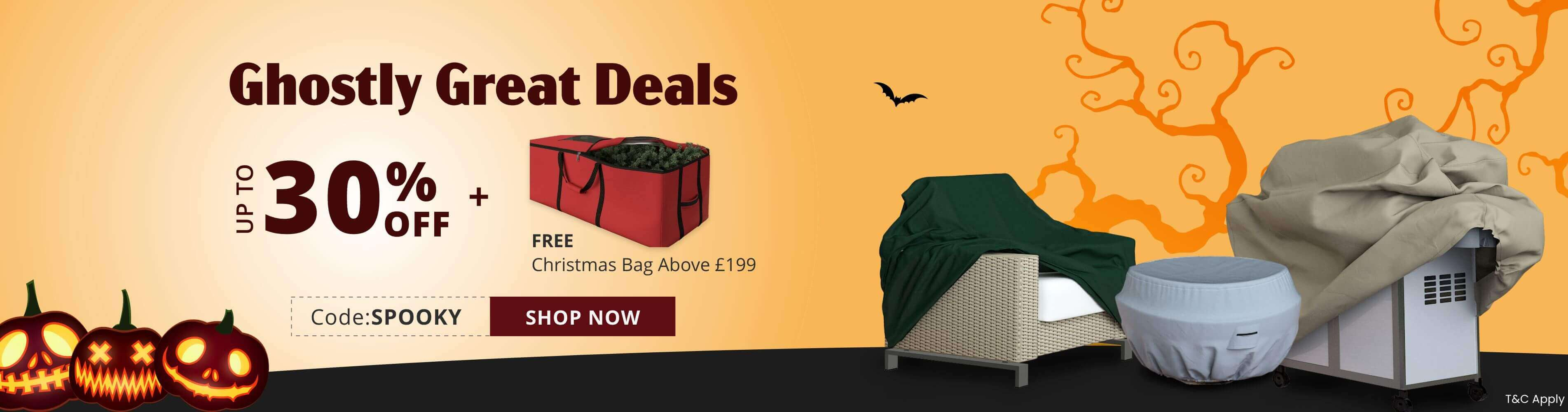 Ghostly Great Deals