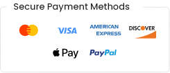 Footer Payment icon